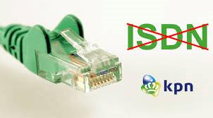 ISDN van KPN stopt per sep. 2019
